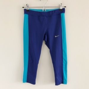 Nike Dri-Fit Essential Running Capris Size XS